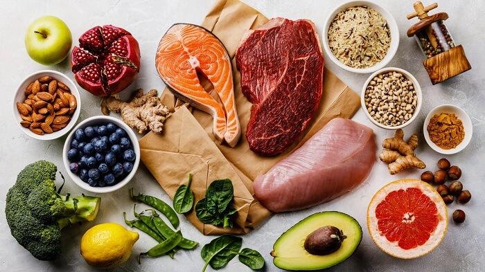Chế độ dinh dưỡng ảnh hưởng trực tiếp đến hiệu quả của việc tập gym