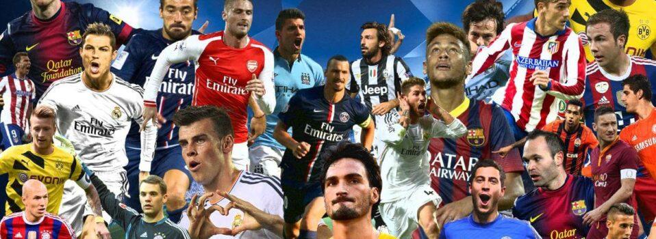 10 siêu sao bóng đá thế giới xuất sắc nhất sở hữu thành tích khủng